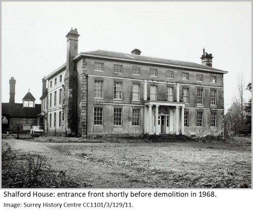 Shalford House