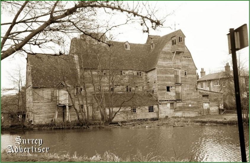 10 Newark Mill