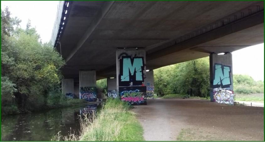22 Overbridge
