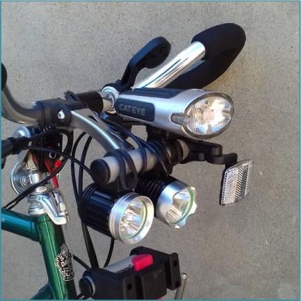 F Lights