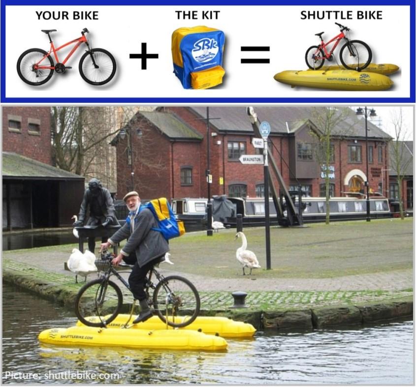 shuttlebike 2