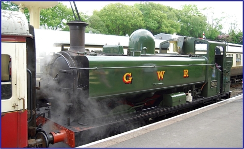 Bodmin Steam Railway