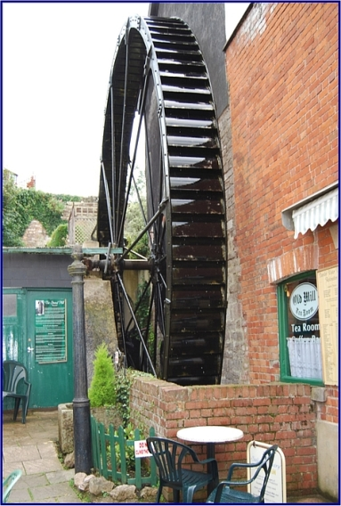 Dawlish waterwheel