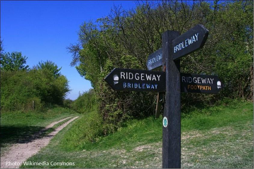 ridgeway finger post