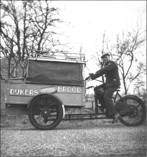 Dutch Cargo Trike