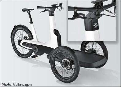 VW e bike