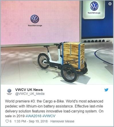 VW Tweet