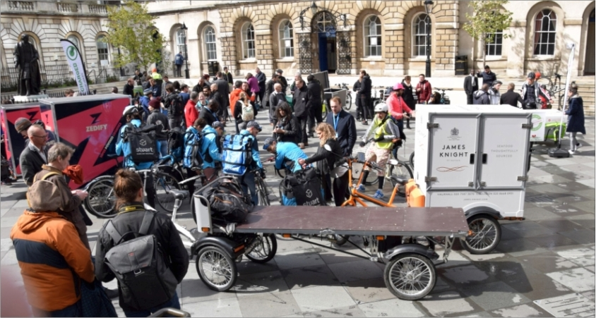 Cargo Bike Expo London 2