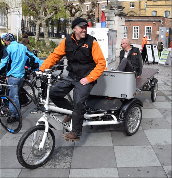 Cargo Bike Expo London 4