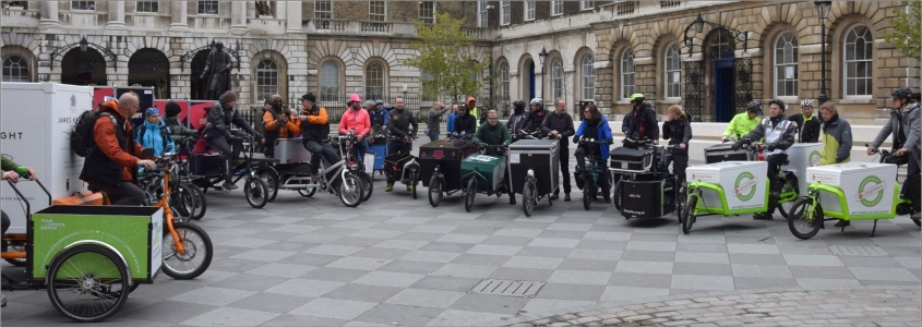 Cargo Bike Expo London 5