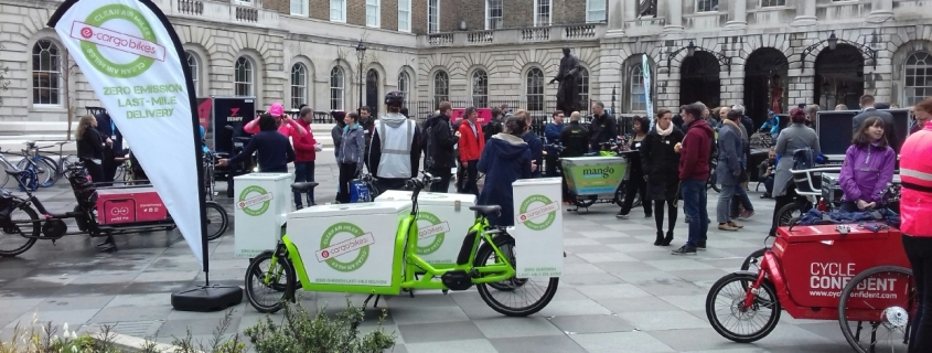Cargo Bike Expo London