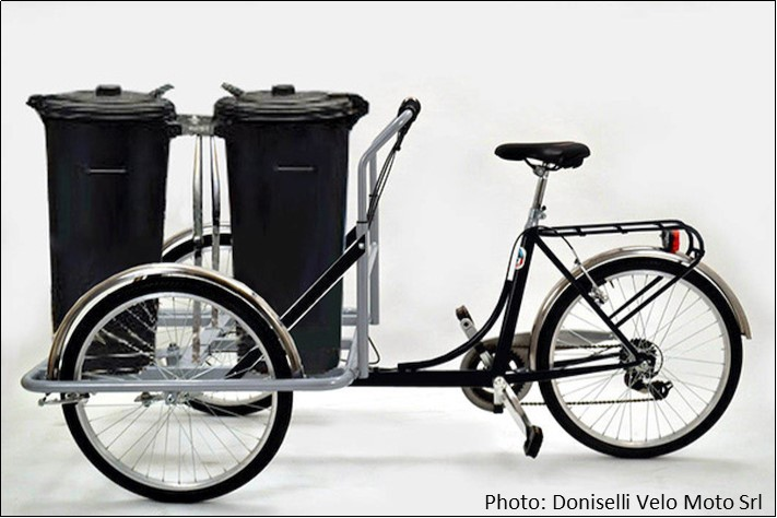 Doniselli Cargo Tricycle