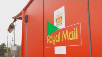 Royal Mail e-bike video