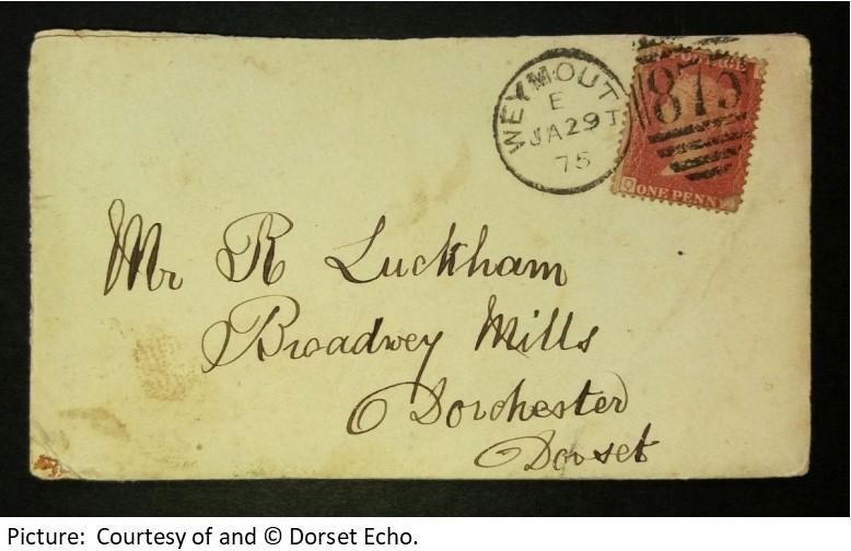 Dorset Echo love letter