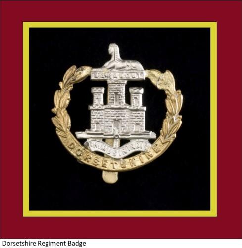 Dorsetshire Regiment Badge