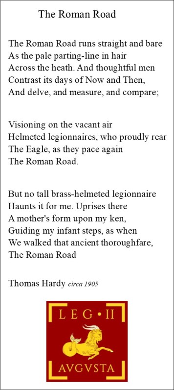 Hardy The Roman Road