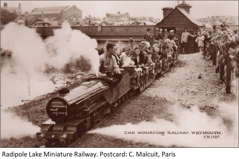 Miniature Railway Radipole Lake