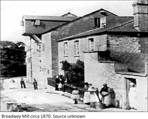 The Mill and House Broadwey Dorset