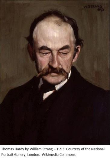 Thomas Hardy by William Strang1893