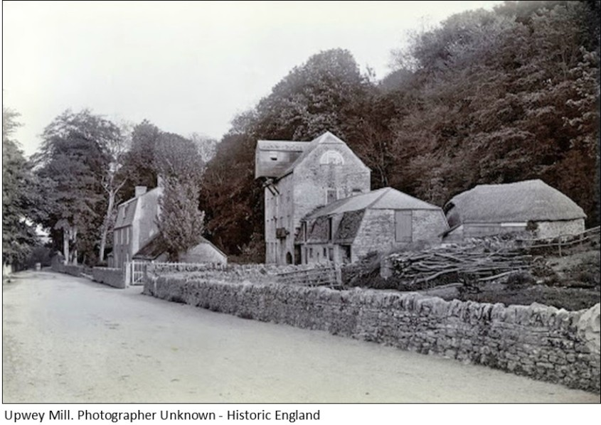 Upwey Mill Near Weymouth