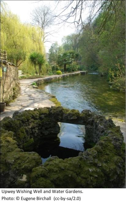 Upwey Wishing Well and Water Gardens