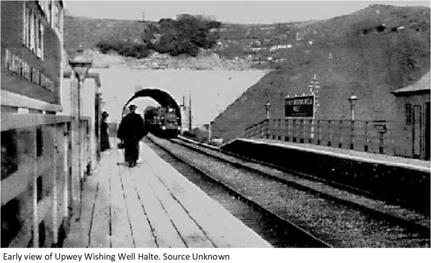 Upwey Wishing Well halt