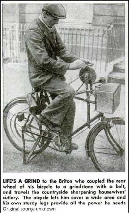 Cycle Grinder
