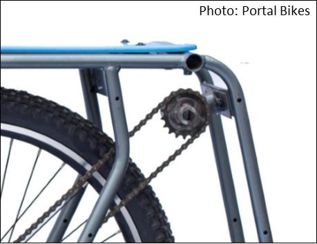 Portal Bikes Longtail PTO