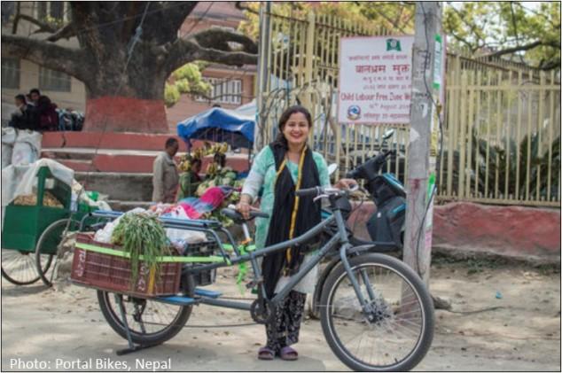 Portal Bikes Nepal Longtail 3