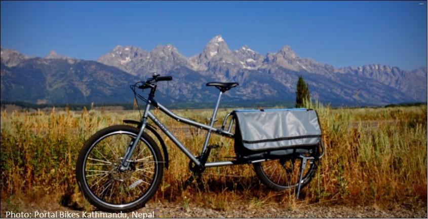 Portal Bikes Nepal Longtail