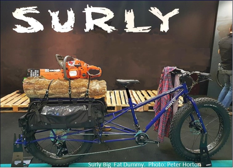 Surly Big Fat Dummy Longtail Bike