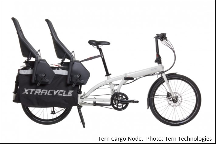 Tern Cargo Node Bicycle