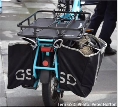 Tern GSD Ebike 3