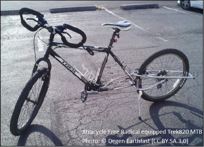 Xtracycle Free Radical