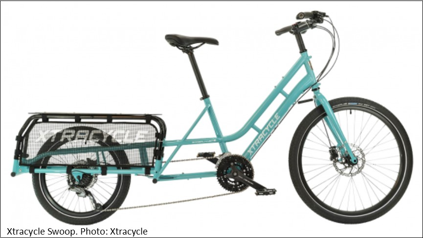 Xtracycle Swoop Bicycle