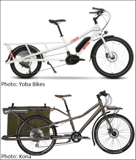 Yoba and Kona Bikes