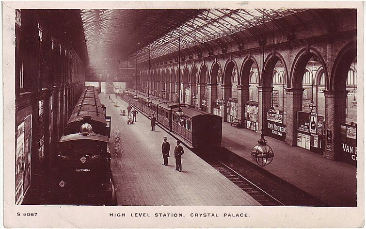 Crystal Palace High Level Station