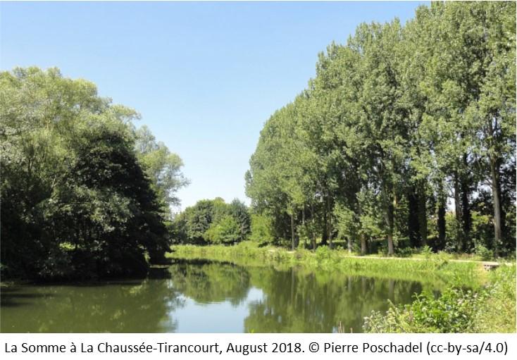 La Somme à La Chaussée-Tirancourt