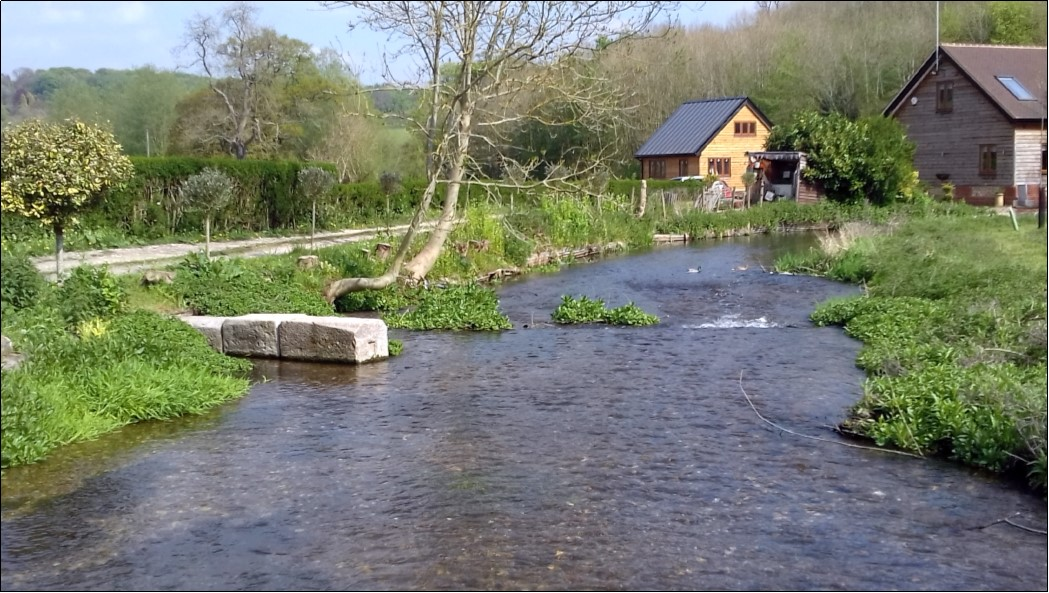 River Chess at Sarratt