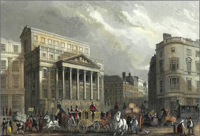 Mansion House london