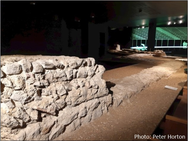 Roman Amphitheatre London