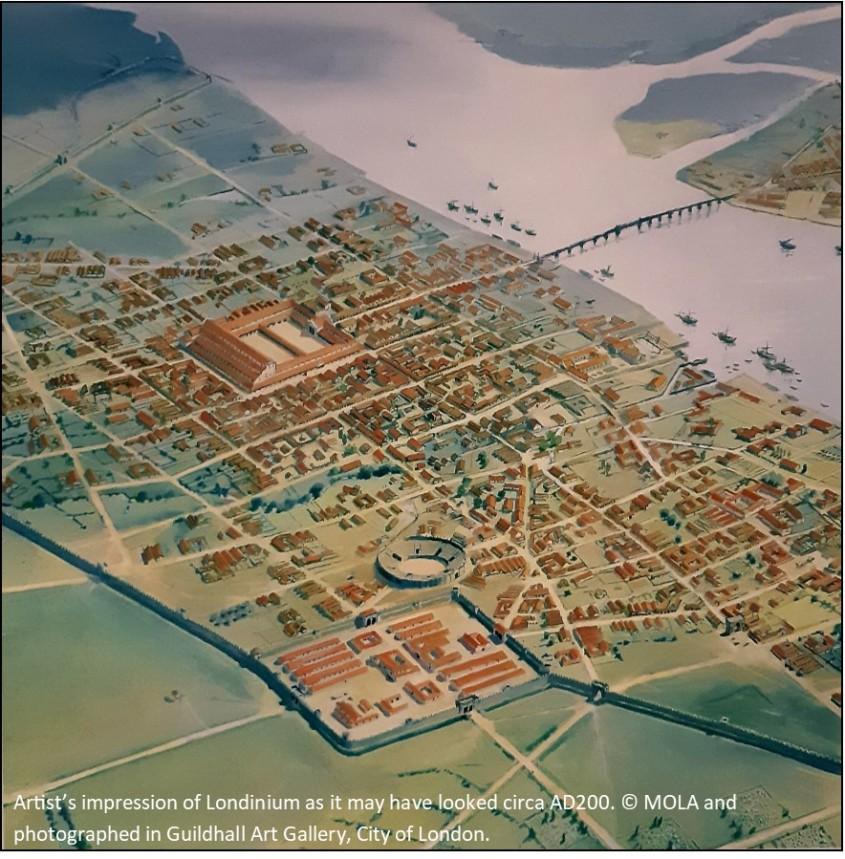 Roman Londinium