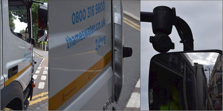 Side cameras